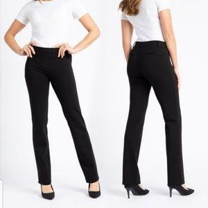 Betabrand Classic Dress Pants Work Yoga Pants